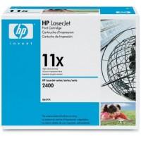HP Q6511X оригинална черна тонер касета 11X