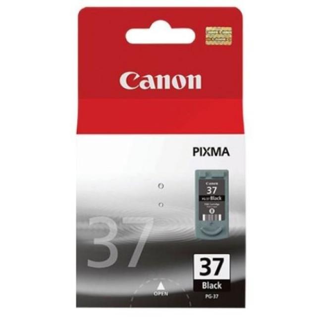 Canon PG-37 черна мастилена касета