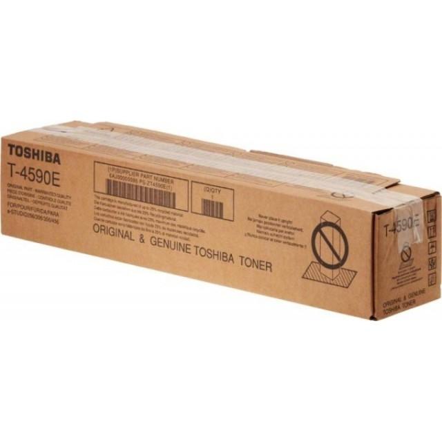 Toshiba T-4590E оригинална черна тонер касета