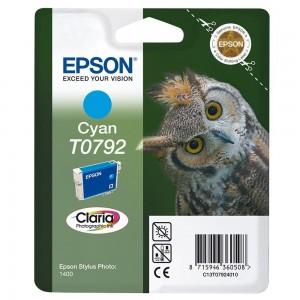 Epson T0792 синя мастилена касета