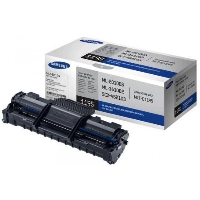 Samsung MLT-D119S оригинална черна тонер касета