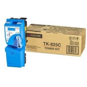 Kyocera TK-825C оригинална синя тонер касета