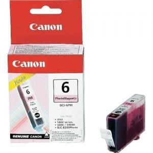 Canon BCI-6PM фото червена мастилена касета