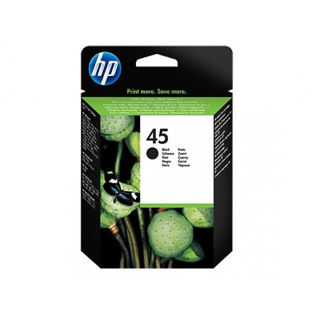 HP 51645AE черна мастилена касета 45