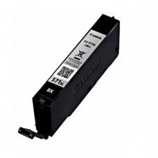 Canon CLI-571XLBK черна мастилена касета