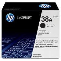 HP Q1338A оригинална черна тонер касета 38A