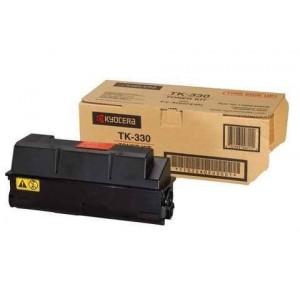 Kyocera TK-330 оригинална черна тонер касета