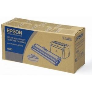 Epson C13S050523 оригинална черна тонер касета (return program)
