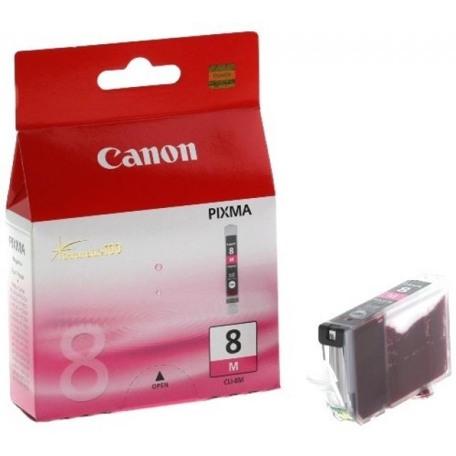 Canon CLI-8M червена мастилена касета