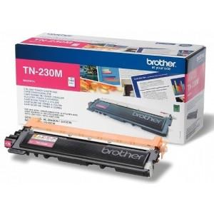 Brother TN-230M оригинална червена тонер касета