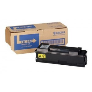 Kyocera TK-340 оригинална черна тонер касета