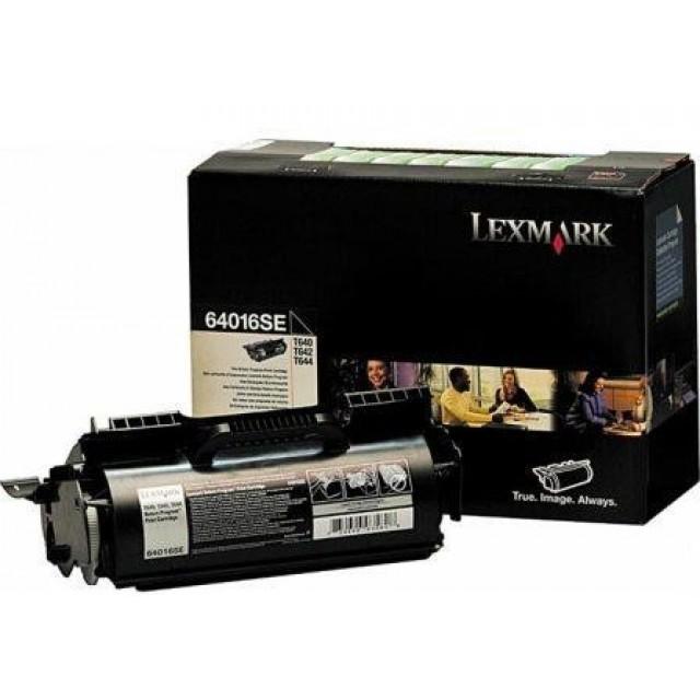Lexmark 64016SE оригинална черна тонер касета (Return Program)