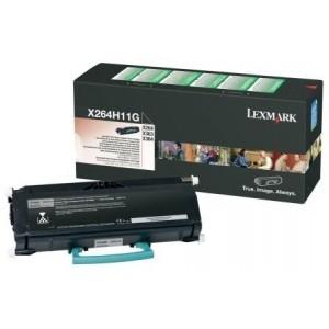 Lexmark X264H11G оригинална черна тонер касета (Return Program)