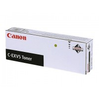 Canon C-EXV 5 оригинална черна тонер касета