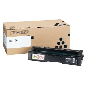 Kyocera TK-150K оригинална черна тонер касета