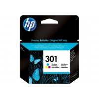 HP CH562EE трицветна мастилена касета 301