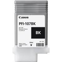 Canon PFI-107BK черна мастилена касета