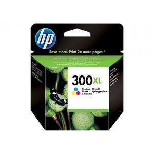 HP CC644EE трицветна мастилена касета 300XL