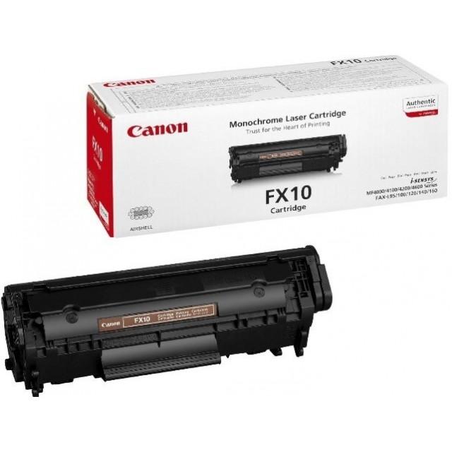 Canon FX-10 оригинална черна тонер касета