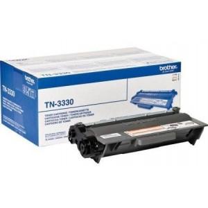 Brother TN-3330 оригинална черна тонер касета