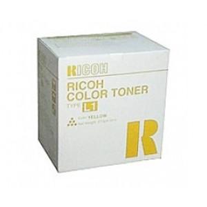 Ricoh CT115YLW оригинална жълта тонер касета