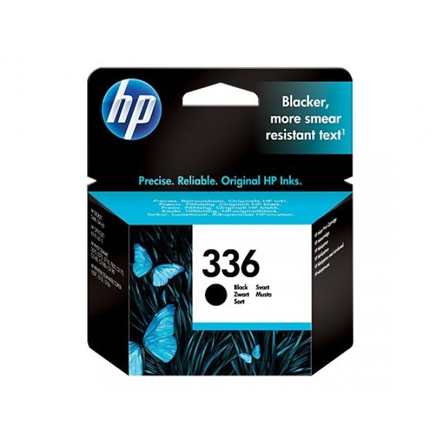 HP C9362EE черна мастилена касета 336