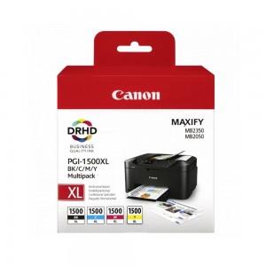 Canon PGI-1500XLCMYK комплект мастилени касети