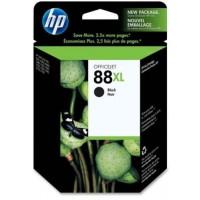 HP C9396AE черна мастилена касета 88XL