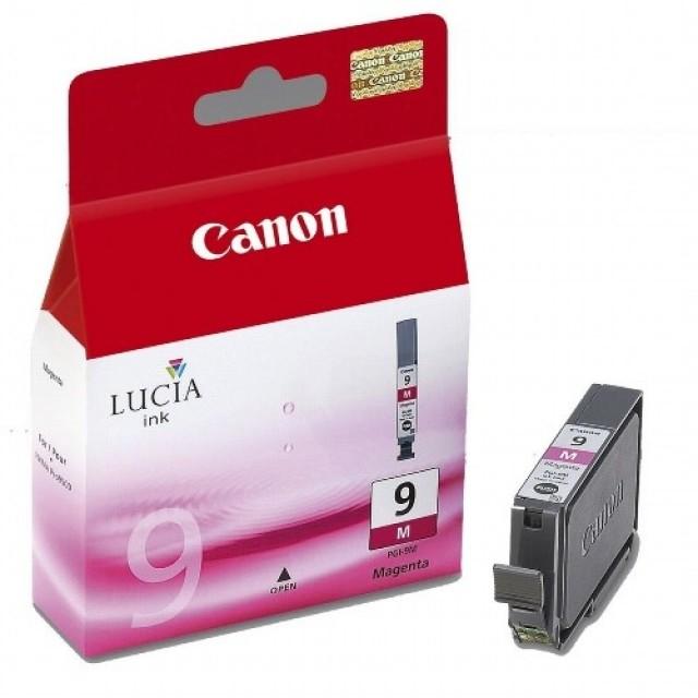 Canon PGI-9PM фото червена мастилена касета