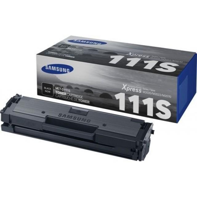 Samsung MLT-D111S оригинална черна тонер касета
