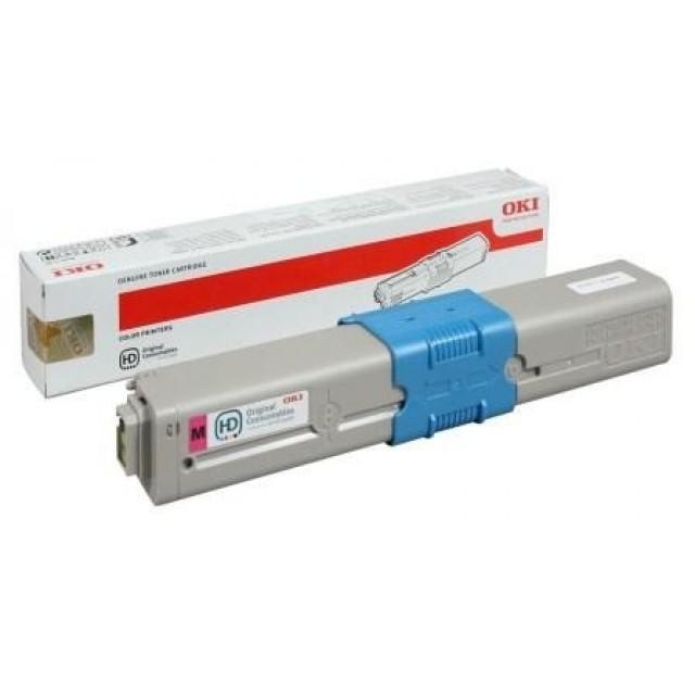 OKI 44469705 оригинална червена тонер касета