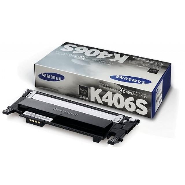Samsung CLT-K406S оригинална черна тонер касета