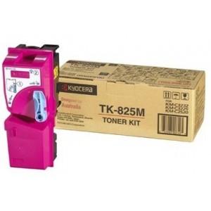Kyocera TK-825M оригинална червена тонер касета