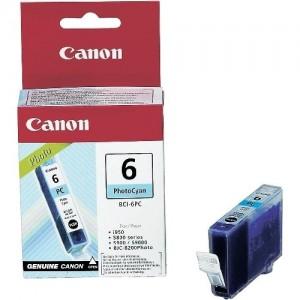 Canon BCI-6PC фото синя мастилена касета