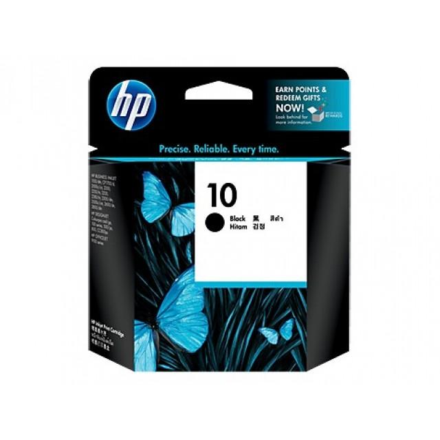 HP C4844A черна мастилена касета 10
