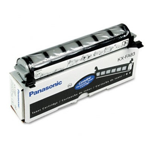 Panasonic KX-FA83 оригинална черна тонер касета