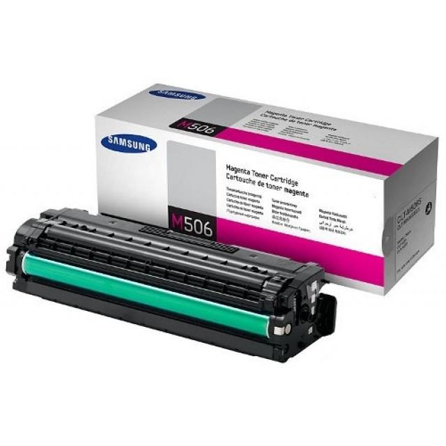 Samsung CLT-M506S оригинална червена тонер касета