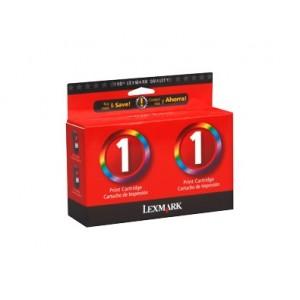 Lexmark 80D2131 двоен пакет трицветни мастилени касети 18CX781E