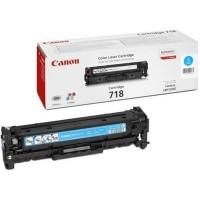 Canon CRG-718C оригинална синя тонер касета