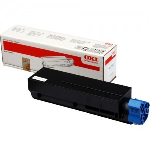 OKI 44574702 оригинална черна тонер касета