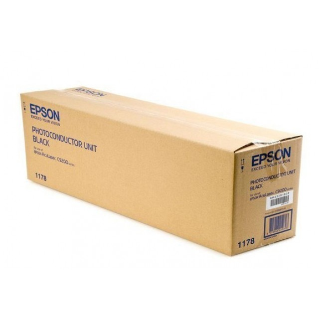 Epson C13S051178 оригинален черен барабанен модул