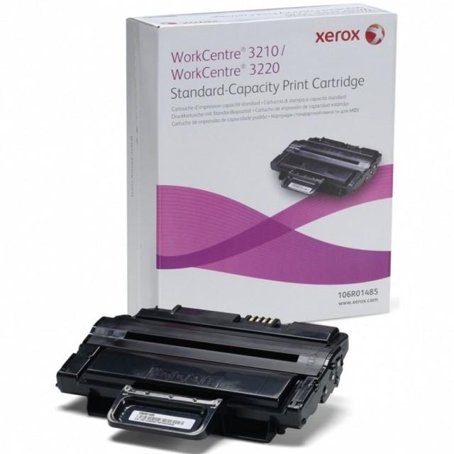 Xerox 106R01487 оригинална черна тонер касета