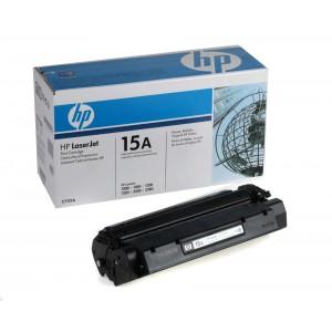HP C7115A оригинална черна тонер касета 15A