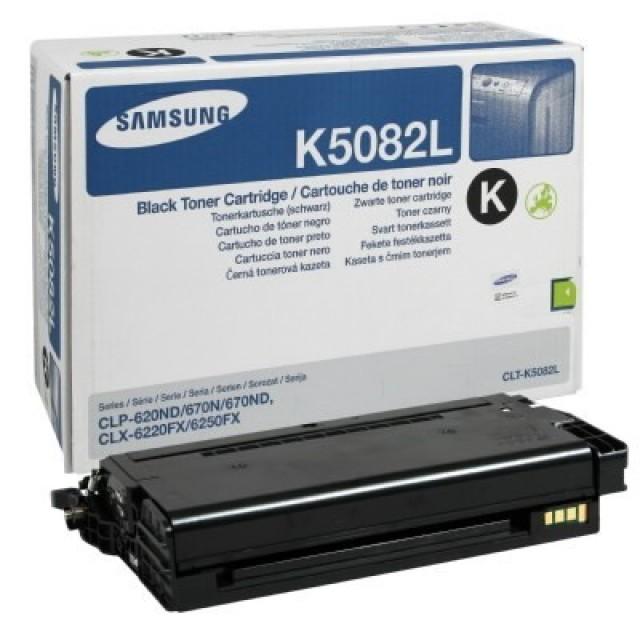 Samsung CLT-K5082L оригинална черна тонер касета