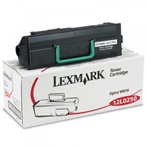 Lexmark 12L0250 оригинална черна тонер касета