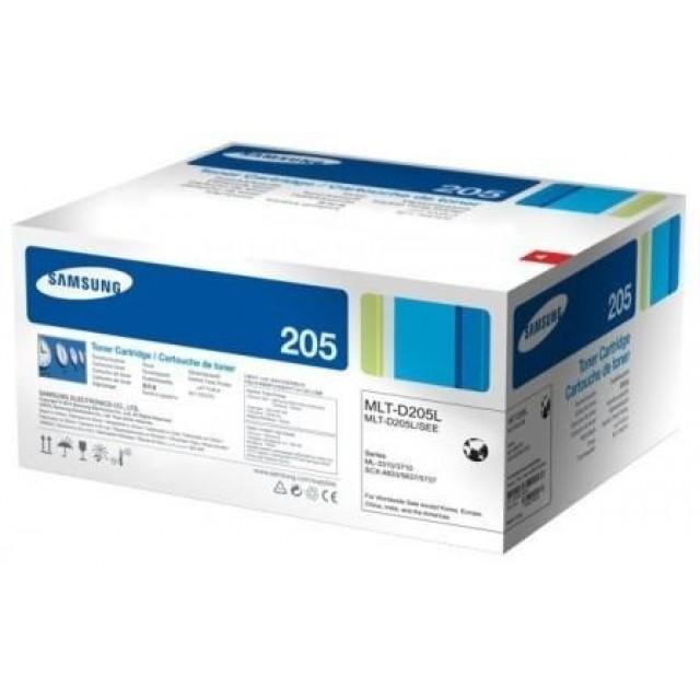 Samsung MLT-D205L оригинална черна тонер касета