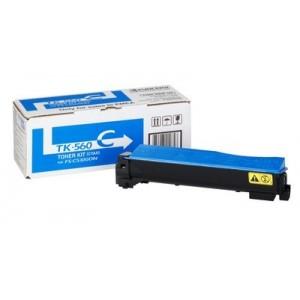 Kyocera TK-560C оригинална синя тонер касета