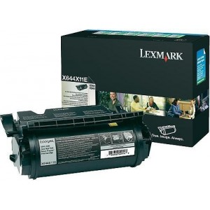 Lexmark X644X11E оригинална черна тонер касета (Return Program)