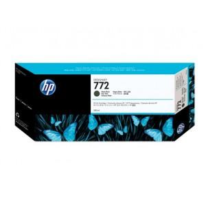 HP CN635A черен мат мастилена касета 772