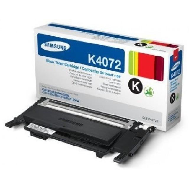 Samsung CLT-K4072S оригинална черна тонер касета